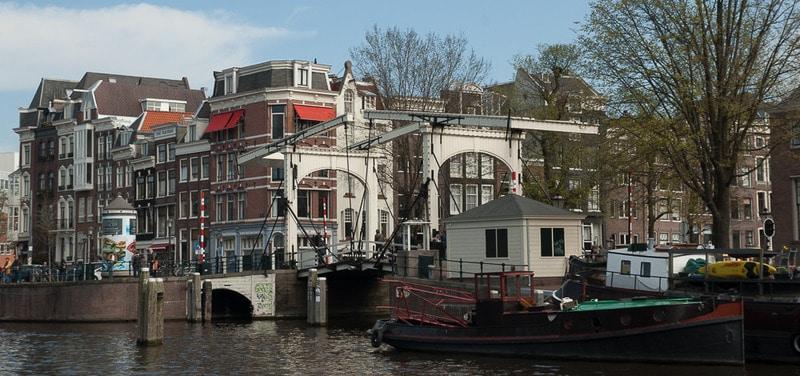 Amsterdam centrum 15 min von Monnickendam